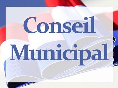 CONSEIL MUNICIPAL – Vendredi 16 octobre 2020